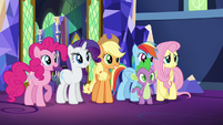 Main 5 and Spike happy S5E3