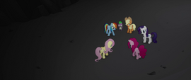 Main five unsure how to save Twilight MLPTM