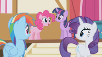 "Pinkie Pie ""she seemed fine to me"" S1E04"