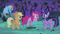 Pinkie Pie -let's save Fluttershy...- S4E07