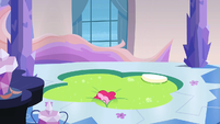 Pinkie Pie hitting the mud 1 S3E12