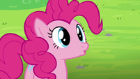 Pinkie Pie surprised --oh!-- S5E24