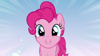Pinkie smiles -There it is!- S5E11