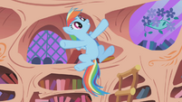 Rainbow Dash -that means the ticket is mine- S1E03
