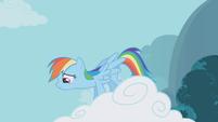 Rainbow Dash amused S1E05