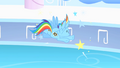 Rainbow Dash crashes head-on into wall S1E16.png