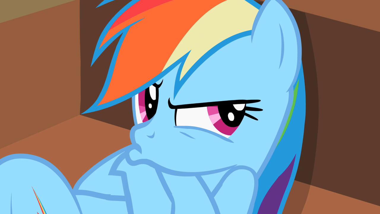 image rainbow dash pout face s2e8 png my little pony friendship
