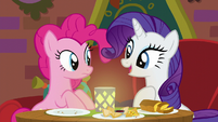 """Rarity """"the flow has led us here!"""" S6E12"""