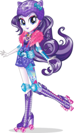 Rarity Friendship Games bio art