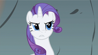 Rarity chip a hoof S1E19