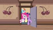 S02E14 Kucyki zaglądają do pustego pokoju