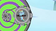 S3E07 Rainbow na kręcidle