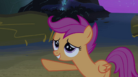 Scootaloo 'any campfire songs yet!' S3E06