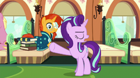 """Starlight Glimmer """"they can't bother us"""" S8E8"""