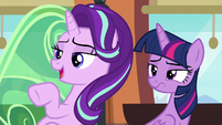 Starlight Glimmer --you're Spike, Spike-- S6E16