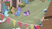 Starlight Glimmer cowers on the ground S6E25