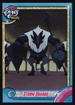 Storm Guards MLP The Movie trading card