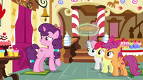 Sugar Belle worried her plans will be ruined S9E23
