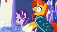Sunburst -legendary ponies of all time-- S7E25