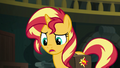 """Sunset Shimmer """"if that's even possible"""" EGFF.png"""