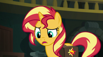 "Sunset Shimmer ""if that's even possible"" EGFF"