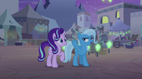 Trixie -there'd be plenty of places to stay- S8E19