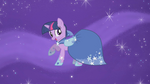 Twilight's Gala Dress S01E14