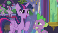 Twilight -he couldn't wait all night- S5E20
