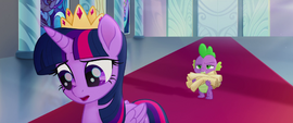"Twilight Sparkle ""I'm about to ask"" MLPTM"