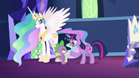 "Twilight Sparkle ""you just never know"" S7E1"