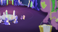 Twilight Sparkle --you were supposed to supervise-- S6E11