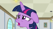 Twilight Sparkle begging Star Swirl S8E16