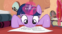 Twilight has an idea S2E20