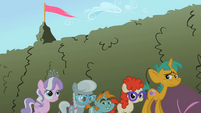 Twist Cutie Mark Crusaders Fighting Cheerilee's Class6 S2E1