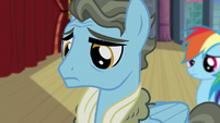 Wind Rider hears Soarin S5E15