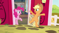 "AJ and Pinkie ""you're an Apple now!"" S4E09.png"