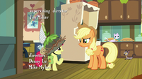 "Apple Bloom ""Sweet Apple Acres would be"" S9E10"