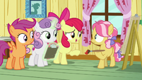 "Apple Bloom ""we'll try somethin' else tomorrow"" S7E21"