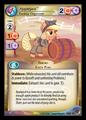 Applejack, Factory Organizer card MLP CCG.png