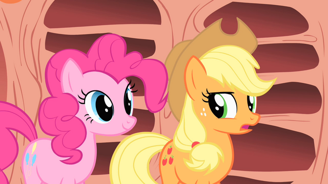 """File:Applejack """"How did you do that?"""" S1E16.png"""