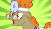 "Dr. Horse dramatic echo ""Swamp Fever!"" S7E20"