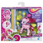 Explore Equestria Pinkie Pie Cheering packaging