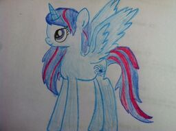 FANMADE Moonflower by X0 rainbow dash