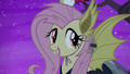 """Fluttershy """"Fuzzy Legs made the sticky wall"""" S5E21.png"""
