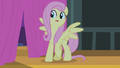 Fluttershy hears the crowd S4E14.png