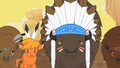 Little Strongheart and Chief Thunderhooves reluctant S01E21.png