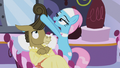 "Lotus Blossom ""once did a pony's hair during the ceremony"" S5E9.png"