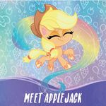 MLP Pony Life Amazon.com promo - Meet Applejack 1