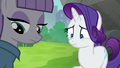 Maud Pie looking at her rock pouch S6E3.png