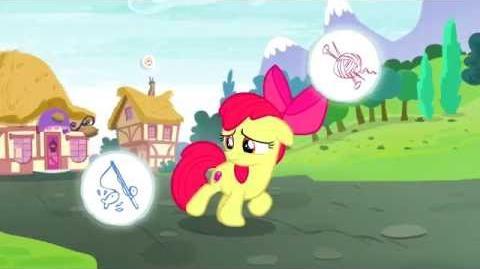 My Little Pony La Magia de la Amistad - Mi Camino Encontrar Castellano, 1080p